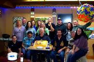 Bruce Faber's Birthday Party