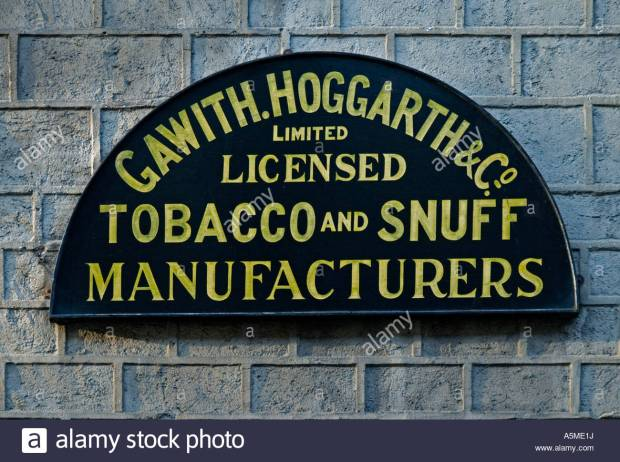 signboard-gawith-hoggarth-ltd-licensed-tobacco-and-snuff-manufacturers-a5me1j